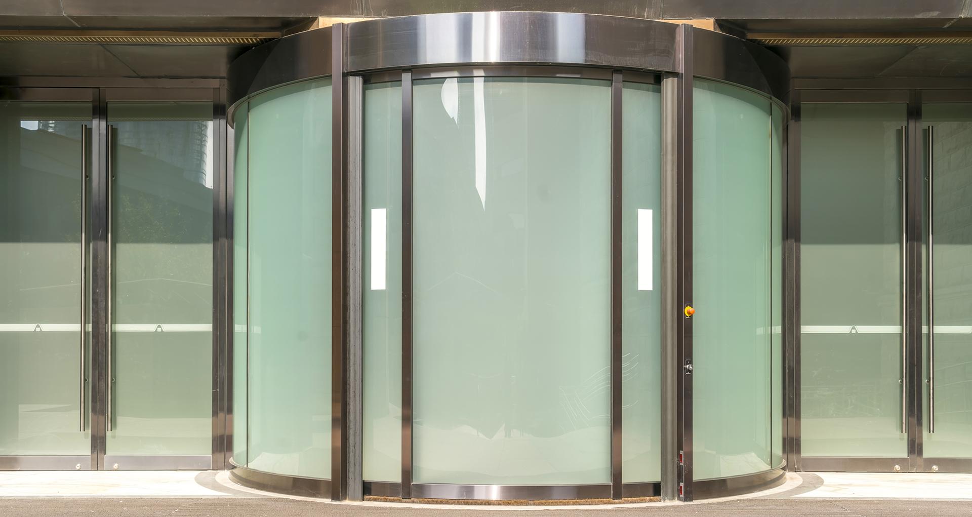البوابات الفوتوسيل الزجاج والدوارة